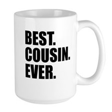Best Cousin Ever Mug