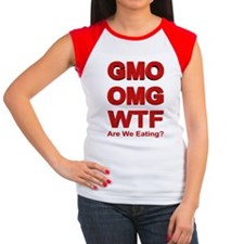 GMO OMG WTF Are We Eating? T-Shirt