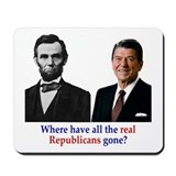 Civil war Classic Mousepad