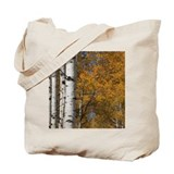 Autumn Aspens Tote Bag