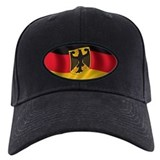Flag of Germany Baseball Hat