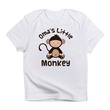 Oma Grandma Monkey Infant T-Shirt