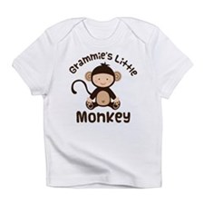 Grammie Grandchild Monkey Infant T-Shirt