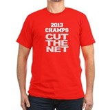 CUT THE NET T-Shirt
