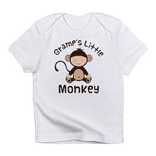 Gramps Grandchild Monkey Infant T-Shirt