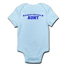 Worlds Greatest Aunt Body Suit
