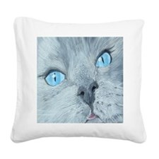 Blossom Square Canvas Pillow