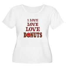 Love Love Donuts T-Shirt
