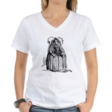 Queen Elizabeth I Illustration Shirt