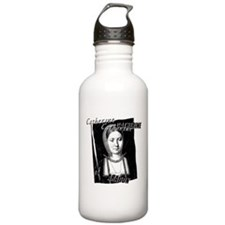 Catherine Of Aragon Graphic Sports Water Bottle
