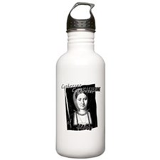 Catherine Of Aragon Graphic Water Bottle