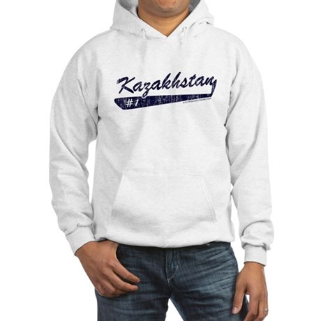 Team Kazakhstan Hooded Sweatshirt