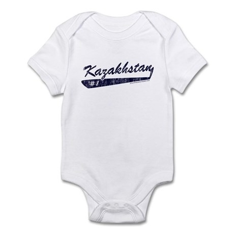 Team Kazakhstan Infant Bodysuit