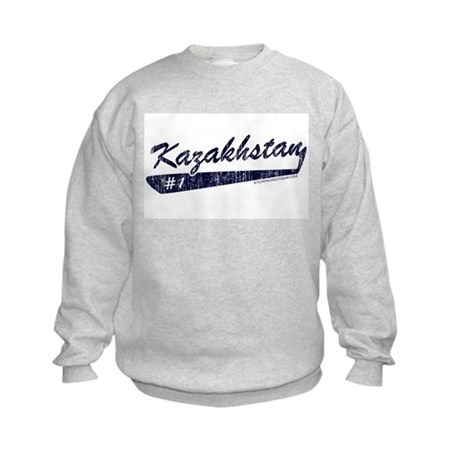 Team Kazakhstan Kids Sweatshirt