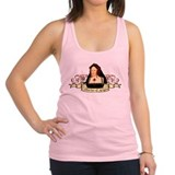 catherine-of-aragon-2_sm.png Racerback Tank Top