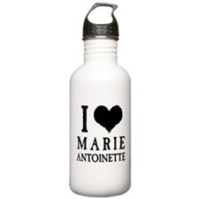 I Love Marie Antoinette Water Bottle