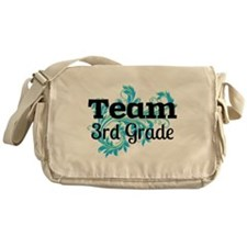 Team 3rd Grade Messenger Bag