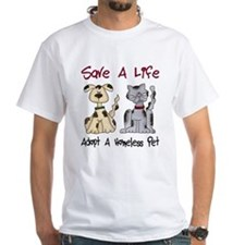 Adopt A Homeless Pet Shirt