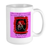 Proverbs 31 Coffee Mug