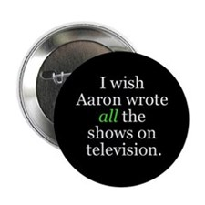 I Wish Aaron Wrote All Button