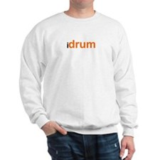 I Drum (orange) Sweater