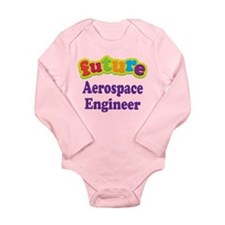 Future Aerospace Engineer Long Sleeve Infant Bodys