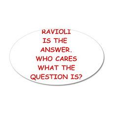 ravioli Wall Decal