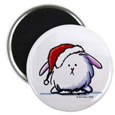 Holiday Dust Bunny Magnet