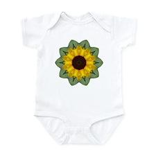 Sunflower Onesie