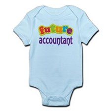 Future Accountant Infant Bodysuit