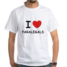 I love paralegals Shirt