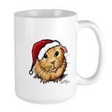 Christmas Cavy Ceramic Mugs