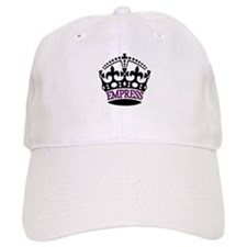 EMPRESS Purple Baseball Baseball Cap