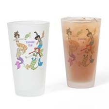 MermaidCircle.png Drinking Glass
