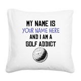 Golf Throw Pillows