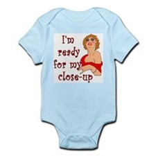Classic Movie Quote Infant Bodysuit