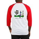 3/4 Sleeve T-Shirt w/ unicycle, S-2XL