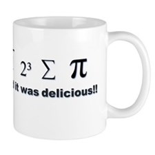 I ate some pie Mug