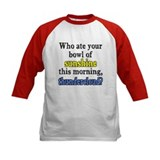 Who ate your bowl sunshine Tee