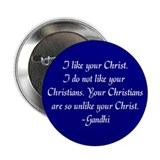 "Your Christ 2.25"" Button (10 pack)"