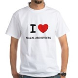 I love naval architects Shirt