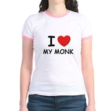 I love monks T