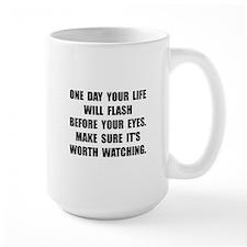 Life Flash Mug