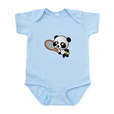 Tennis Panda Body Suit