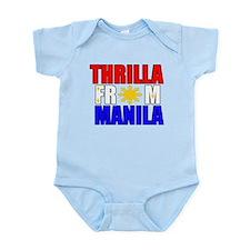 THRILLA FROM MANILA Body Suit
