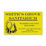 Smith's Grove Car Magnet 20 x 12