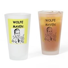 WOLFE Drinking Glass