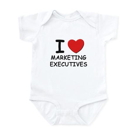 I love marketing executives Infant Bodysuit