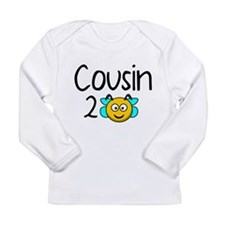 Cousin 2 Bee Long Sleeve Infant T-Shirt