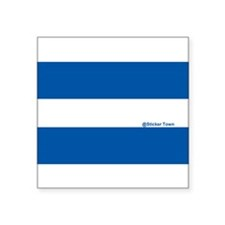 EMS - Thin White Line Sticker